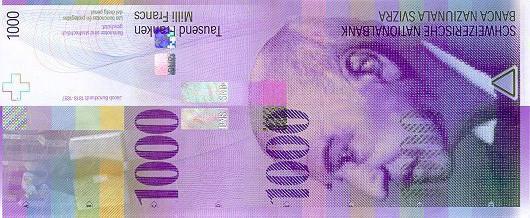 1000 in chf